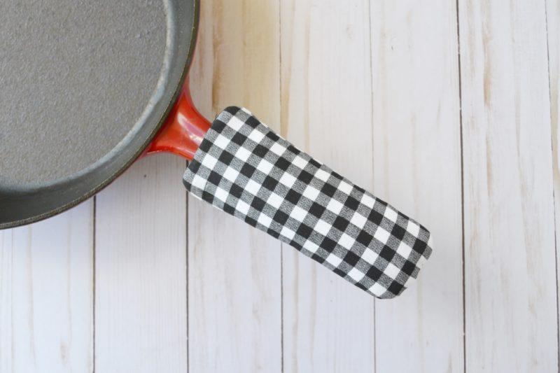 Skillet Handle Potholder