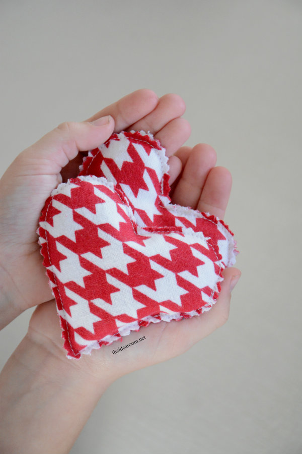 Heart Shaped Hand Warmers