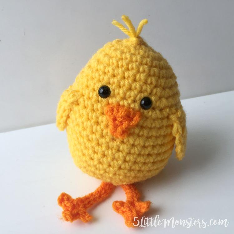 Spring Chick Amigurumi