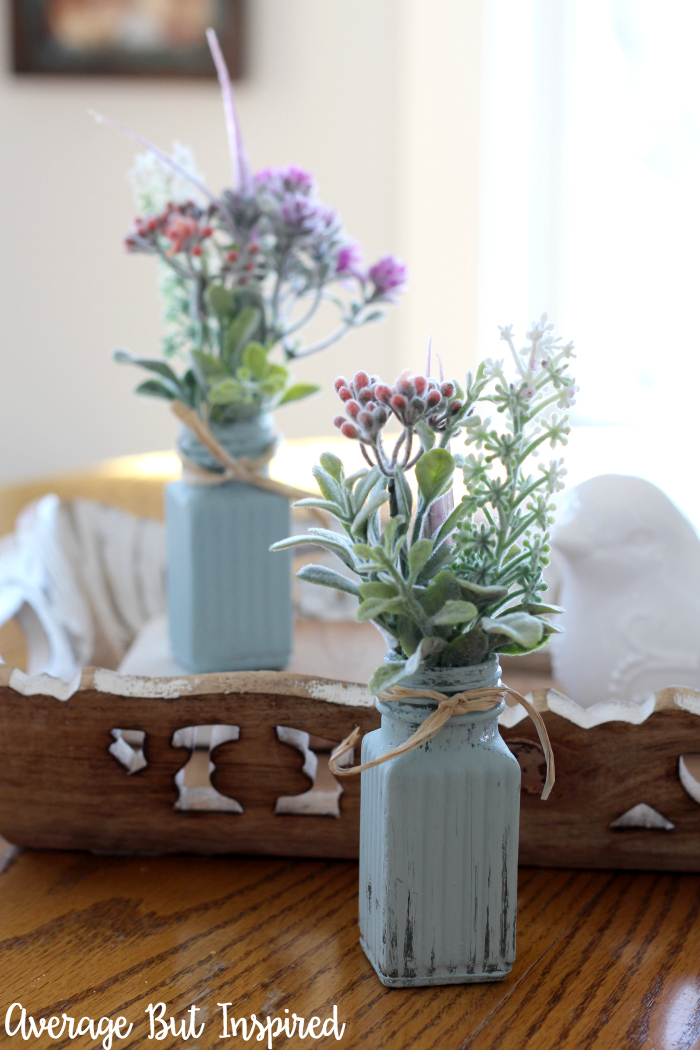 Salt and Pepper Shaker Bud Vases