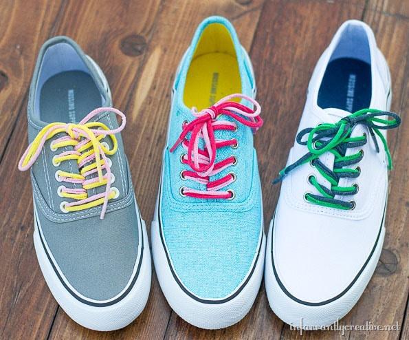 T-shirt Shoe Laces