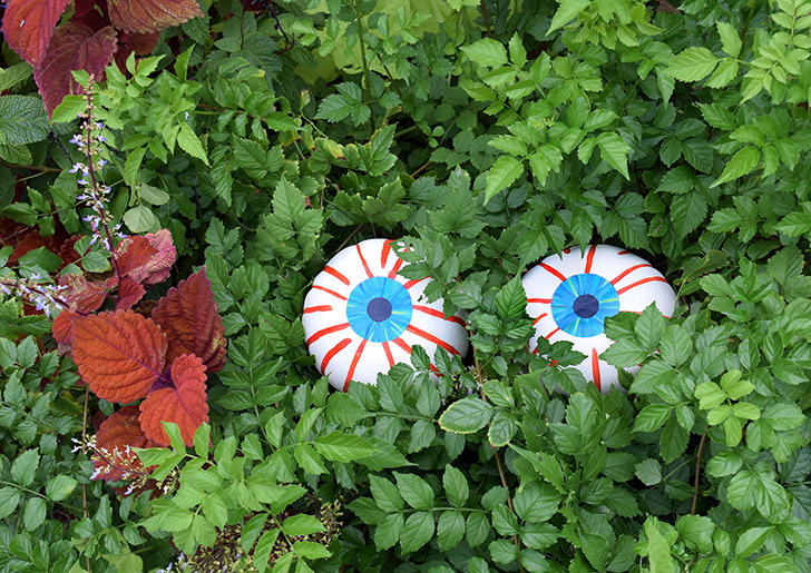 Eyeball Pumpkins