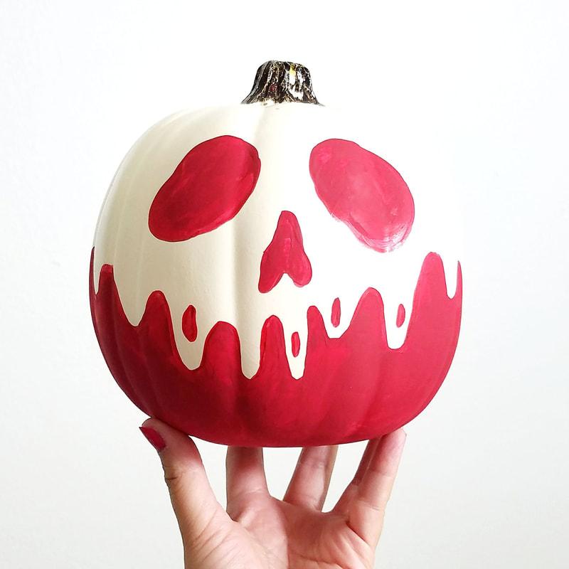 Poison Apple Pumpkin