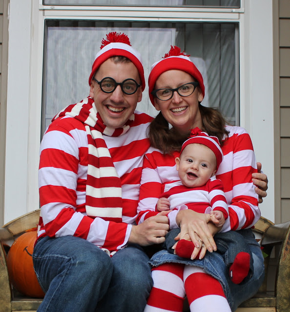Where's Waldo Costumes