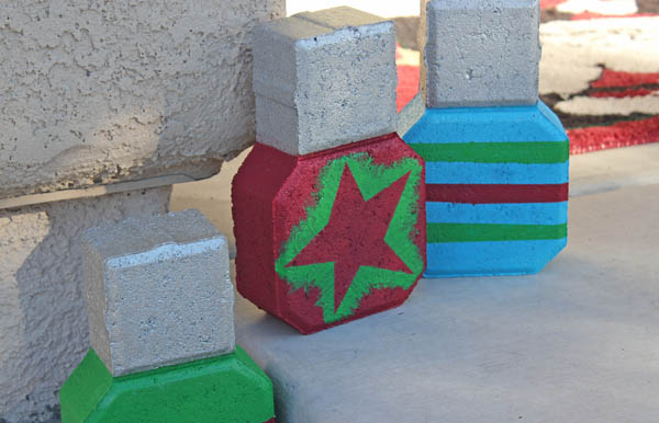 Brick Ornaments