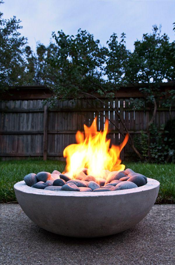 Bowl Fire Pit
