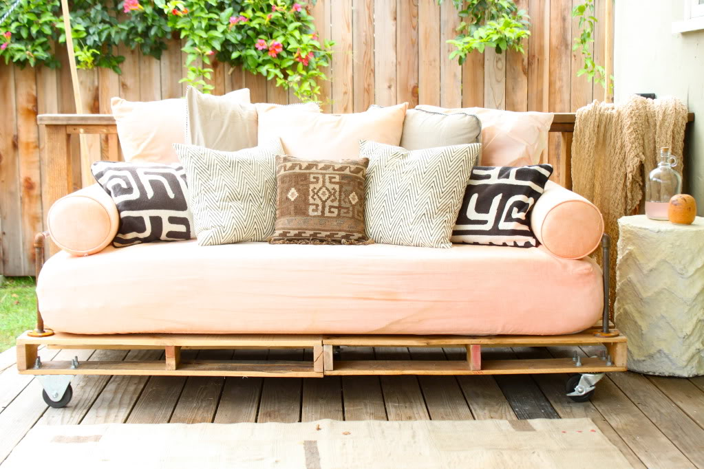 Patio Day Bed